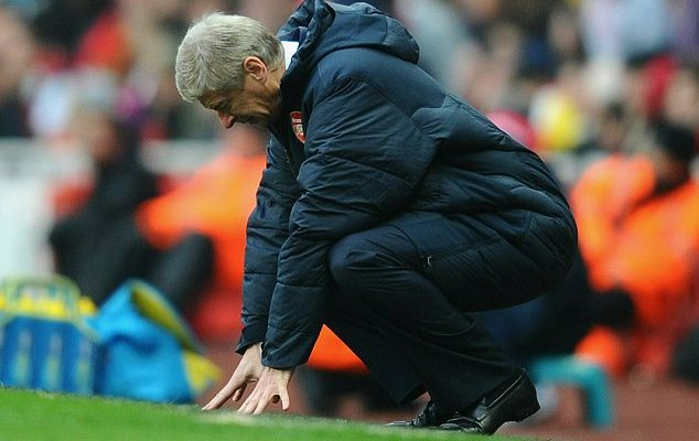 Wenger needs to look hard and find a way...