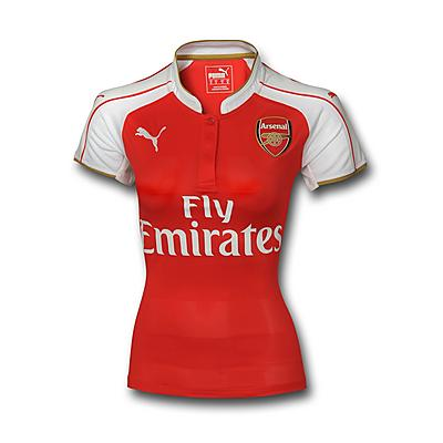 Arsenal Home Kit Female