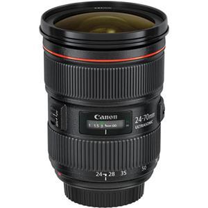 EF 24-70mm f/2.8L II