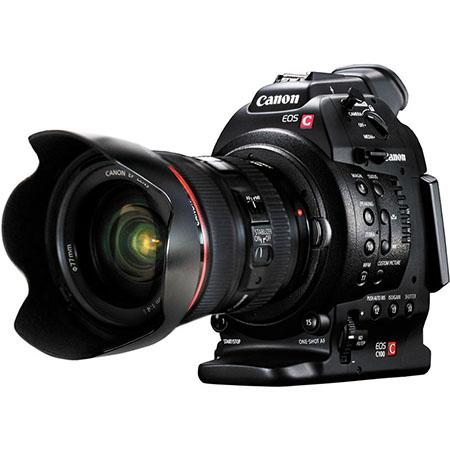 Canon Professional Video Gear