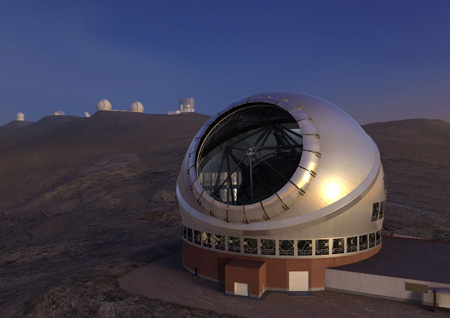TMT Extremely Large Telescope