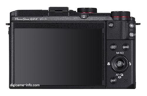 Canon G3x B001