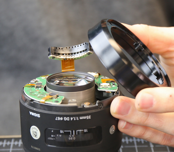 Sigma 35mm f/1.4
