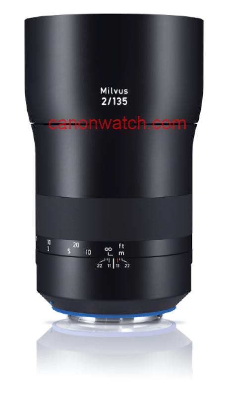 Zeiss Milvus 135mm f/2