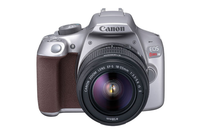 tips for canon rebel t6