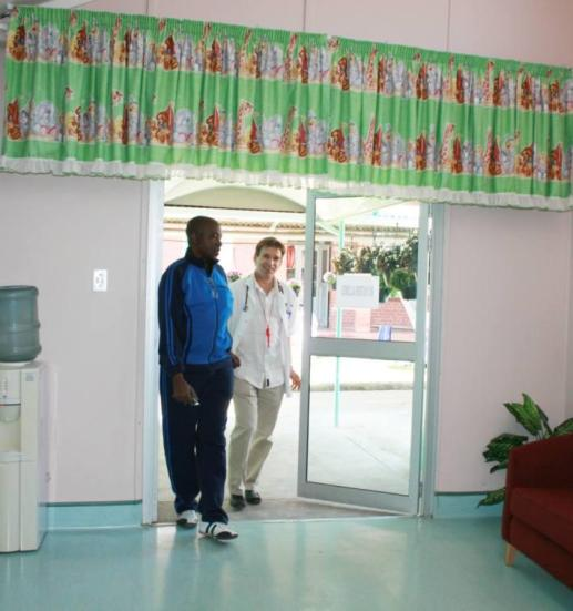 CANSA Paediatric Oncology Ward - Polokwane 16