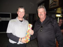 Royal Oak Golf Club - The captain bought a CANSA crazy tie for R900
