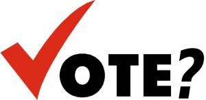 vote?