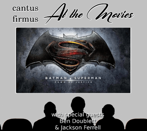 batman v superman - cantus firmus at the movies