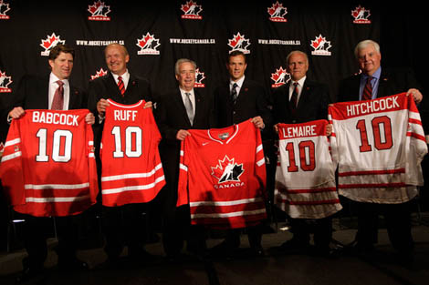 Hockey Canada 2010