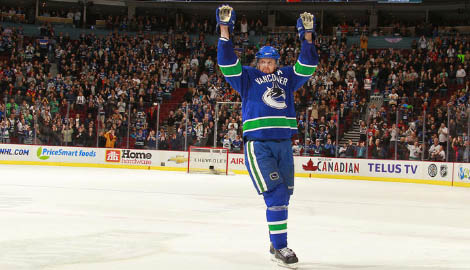 Henrik Sedin, Art Ross Trophy Winner