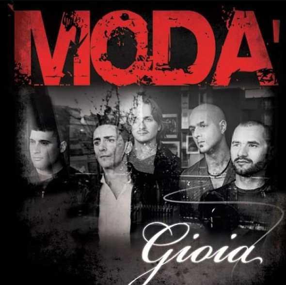 Modà Gioia nuovo album 2013