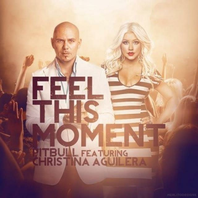 Pitbull Christina Aguilera Feel This Moment video