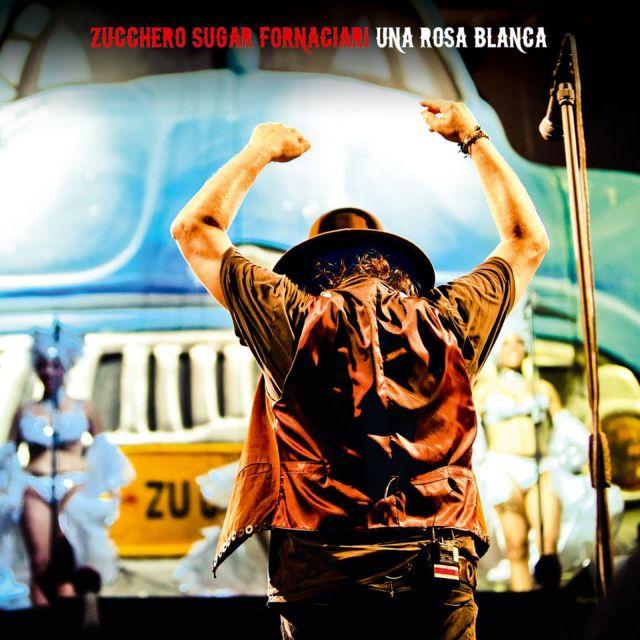 Zucchero Una rosa blanca nuovo album