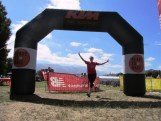 The French leaving on the run, XTERRA Lite 2012