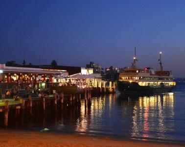 Manly Wharf Ferry Sydney