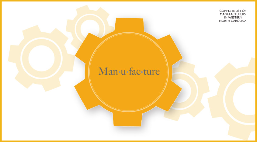 local industry manufactures -list