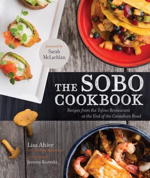 Sobo Cookbook wins gold at Taste Canada Awards