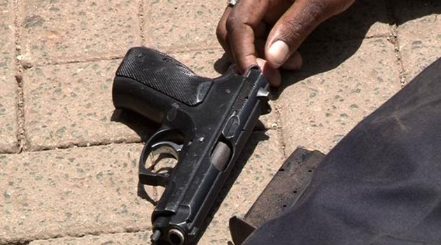 A report made at the Ukasi Police Station in Kitui indicates that a total of 17 bullets were fired during the 3am incident inside the hospital, sending panic among patients and medical staff on duty/FILE