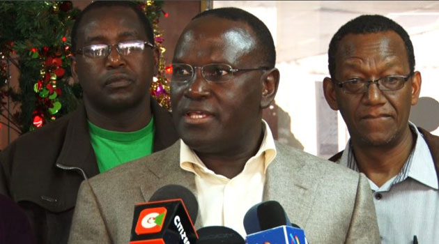 In Ukambani region, a section of elders, who were hosted by Health Cabinet Secretary Cleopas Mailu have vowed to endorse the Jubilee Government 2017 bid/FILE