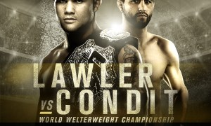 Lawler vs. Condit – 1-3-2016 Free UFC 195 Picks & Handicapping Lines Preview