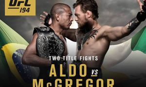 Aldo vs. McGregor – 12-12-2015 Free UFC 194 Picks & Handicapping Lines Preview