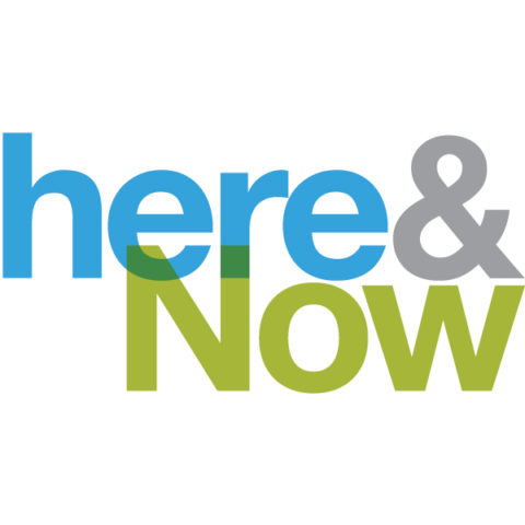 NPR's Here & Now logo