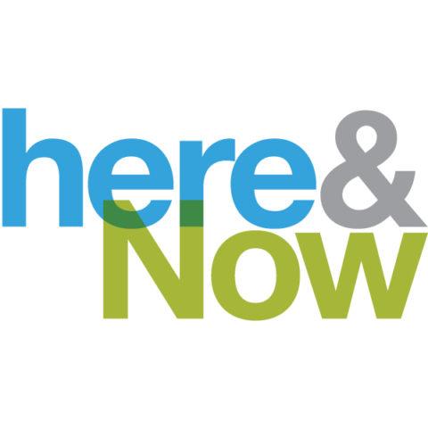 NPR's Here & Now logo