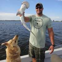 Captiva Fishing Report: Bonnethead Shark ~ Sanibel, Captiva, North Captiva, #Captiva
