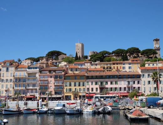 cannes le suquet capucineee