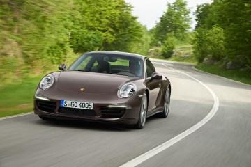 Porsche 911 Carrera 4 und 4S