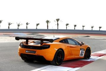 La McLaren 12C GT Sprint4
