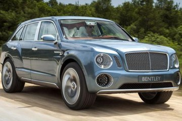 Bentley-suv