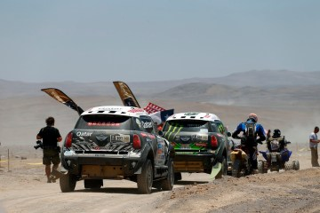 MOTORSPORT -  DAKAR 2014 PART 2
