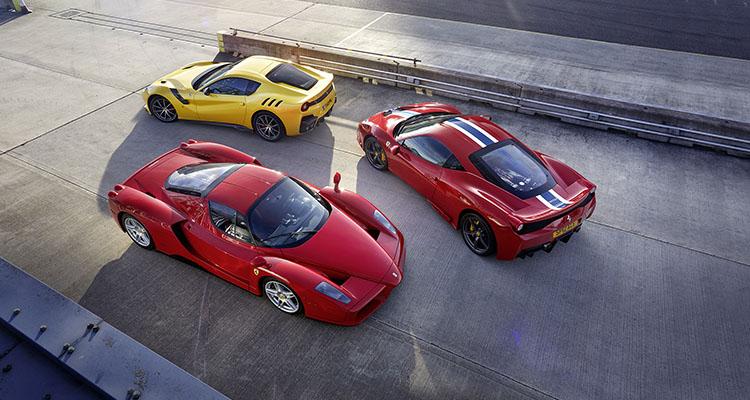 Ferrari_F12tdf_Enzo_458Speciale_anteprimanumero2