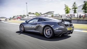 McLaren 650S LM