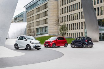 smart BRABUS ForTwo ForFour