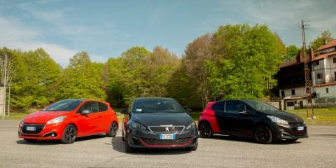 Viaggio nel pianeta Peugeot GTi