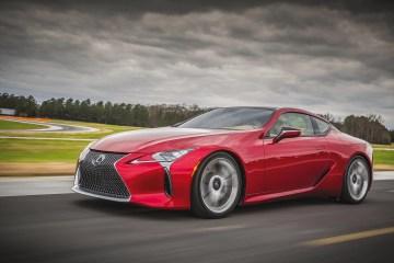 Nuovo pianale Lexus