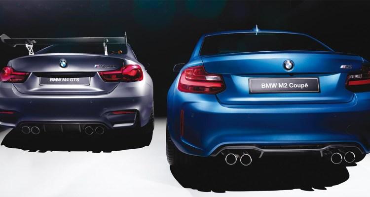 BMW M2-M4 GTS
