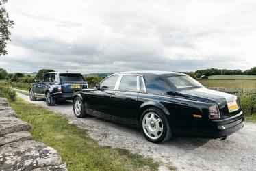 Rolls Royce Vs Range Rover