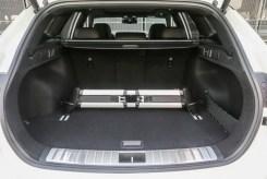 Il bagagliaio è ampio e sfruttabile. Parte da 552 litri e la versione GT line ha le guide regolabili per il fissaggio del carico