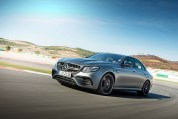 The new Mercedes ? AMG E 63 4Matic + Portimao 2016