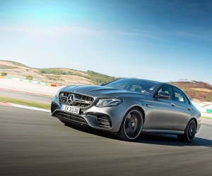 The new Mercedes ? AMG E 63 4Matic + Portimao 2016
