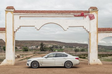 BMW 520 vs Morocco COP