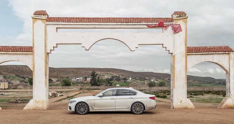 BMW 520 vs Morocco COP