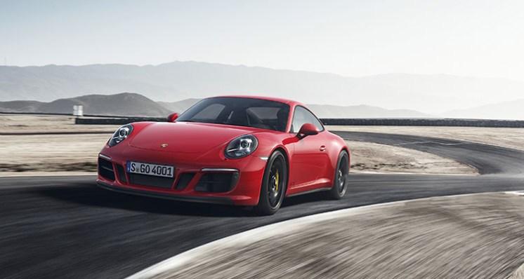 Porsche 911 GTS First Drive 1