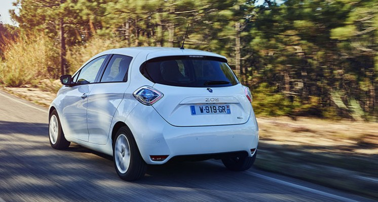 Renault Zoe Z.E. 40 First Drive 1