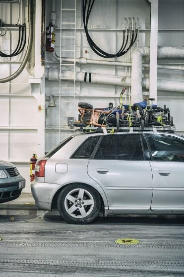 BMW 520 vs Marocco 15