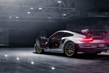 Porsche 911 GT2 RS COP